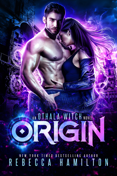 Origin by New York Times Bestselling Author Rebecca Hamilton